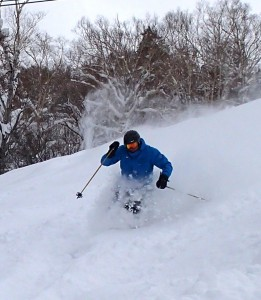 Pete smashin it out in MadaPow